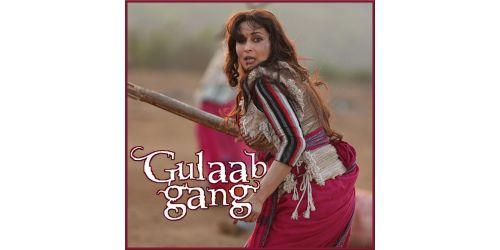 Dheemi Dheemi - Gulaab Gang (MP3 And Video Karaoke Format)