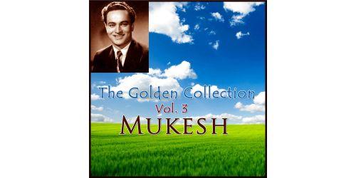 Ye Kaun Chitrakar Hai - The Golden Collection Vol. 3 - Mukesh (MP3 And Video Karaoke Format)