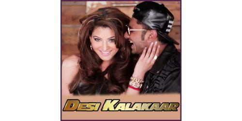 Love Dose - Desi Kalakaar (MP3 And Video Karaoke Format)
