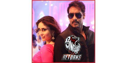 Aata Majhi Satakli - Singham Returns (MP3 Format)