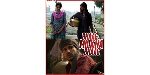 Mera Yaar - Bhaag Milkha Bhaag (MP3 and Video Karaoke Format)