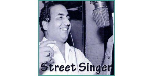 Ghar Ki Murghi Daal Barabar - Street Singer (MP3 and Video Karaoke Format)
