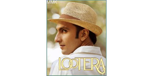 Zinda - Lootera (MP3 and Video-Karaoke Format)