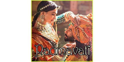 Ek Dil Ek Jaan - Padmaavat (MP3 Format)
