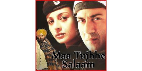 Oye Ranjhana - Maa Tujhhe Salaam (MP3 Format)