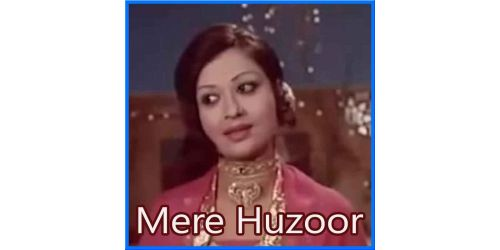 Pakistani - Hamari Sanson Me (MP3 and Video Karaoke Format)