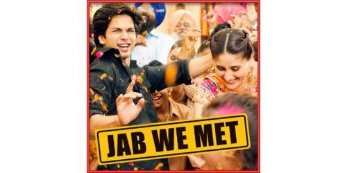 Mauja Hi Mauja - Jab We Met (MP3 and Video Karaoke Format)