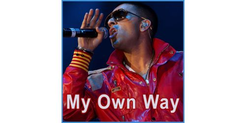 Ride It - My Own Way - English (MP3 and Video Karaoke  Format)