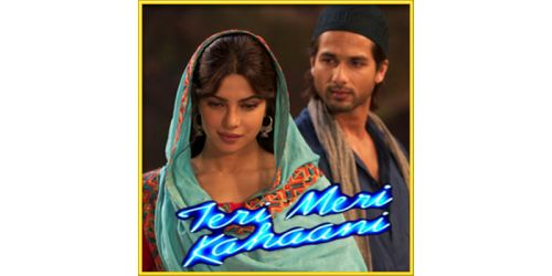 Allah Jaane - Teri Meri Kahaani (MP3 and Video Karaoke Format)