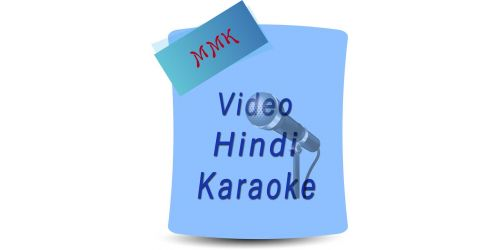 Naina Hain Jadoo Bhare - Bedard Zamana Kyaa Jaane (MP3 and Video Karaoke Format)