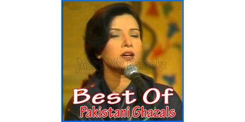 Pakistani - Ghungroo Toot Gaye (MP3 and Video Karaoke Format)