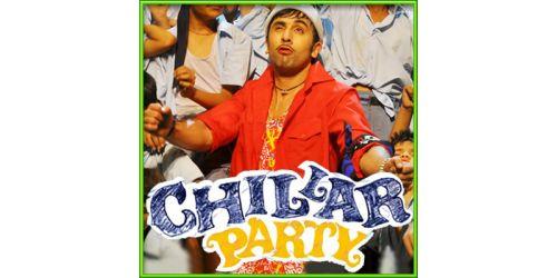 Tai Tai Phish - Chillar Party (MP3 and Video Karaoke Format)